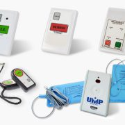 Vitalcare Solutions A selection of Call Points, Sensor Mats and Pendants
