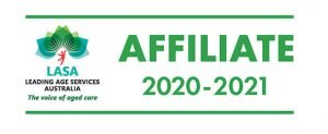LASA Affiliate 2020-2021 logo